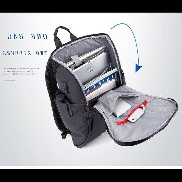 BEST Backpack backpack Men Laptop Antithief