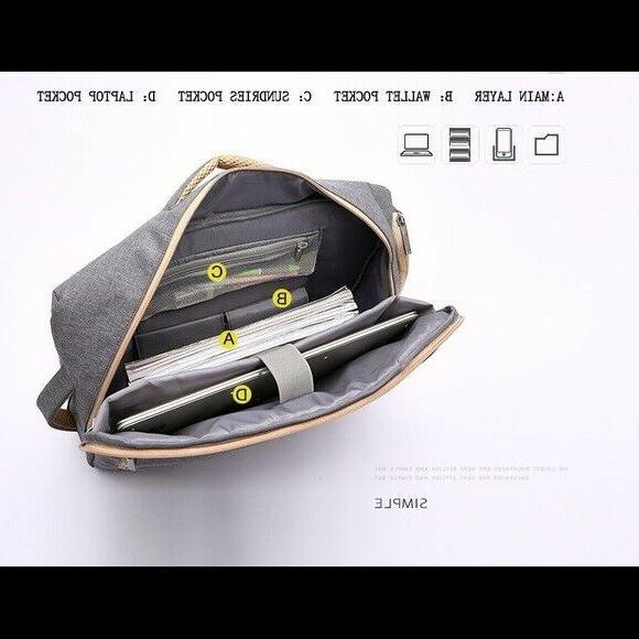 BEST travel Business Backpack Men Laptop
