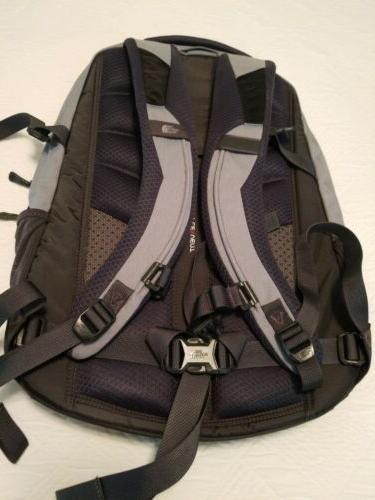 The Face Borealis 28L Backpack Asphalt Grey NEW