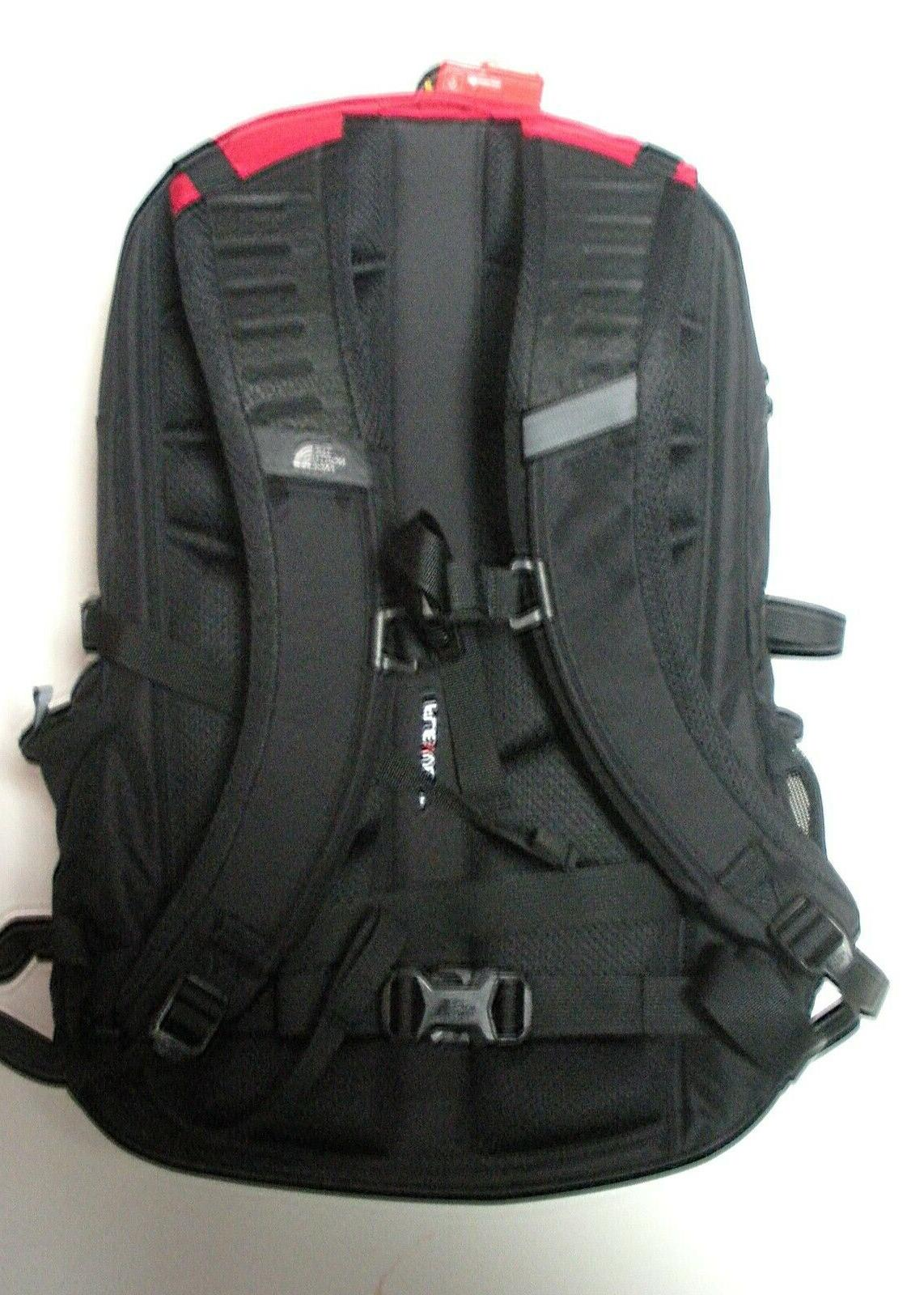 THE NORTH BACKPACK- RIPSTOP / TNF