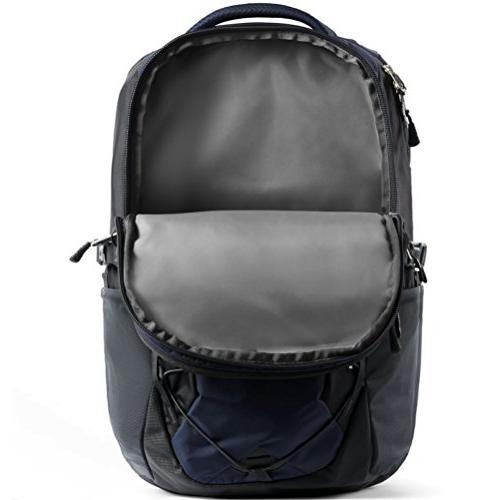The North Borealis Laptop Backpack (Asphalt Grey/Sulphur
