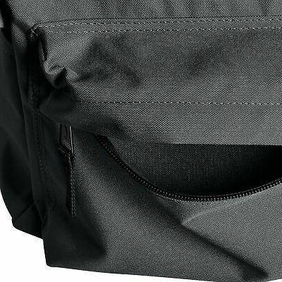Brand Backpack - Grey