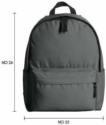 Brand AmazonBasics Backpack - Grey
