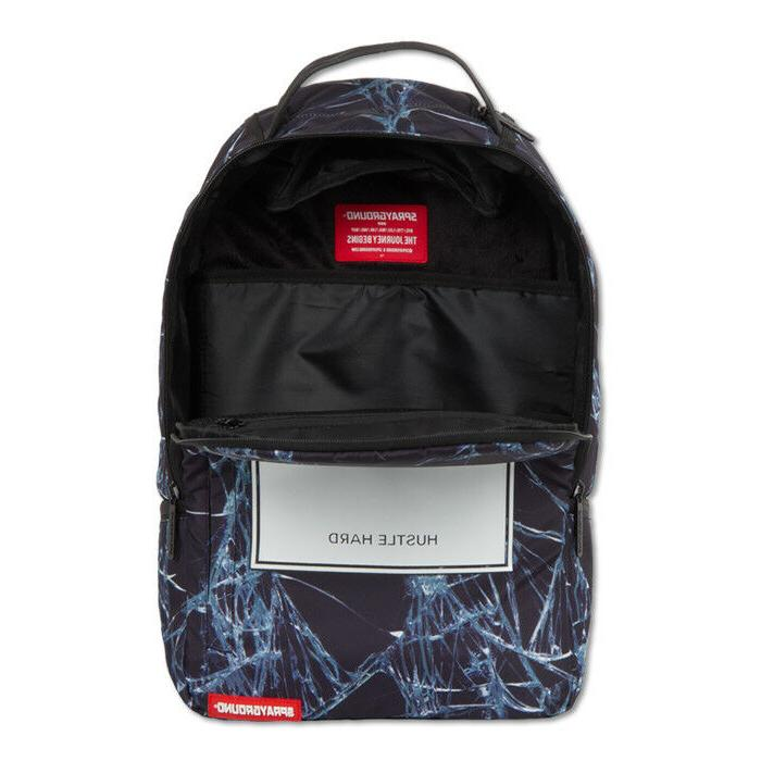 Brand New 1 Spider Deluxe Bag Backpack