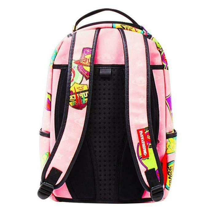 Brand New Life Synthetic Leather Bag Backpack