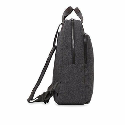 KNOMO Brompton Backpack Felt Gray