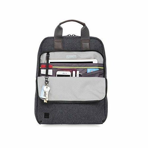 KNOMO Backpack Ash Gray