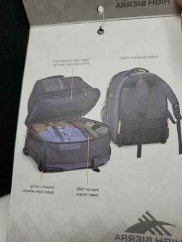 High Sierra® Business 22 Backpack DayPack 6 lb