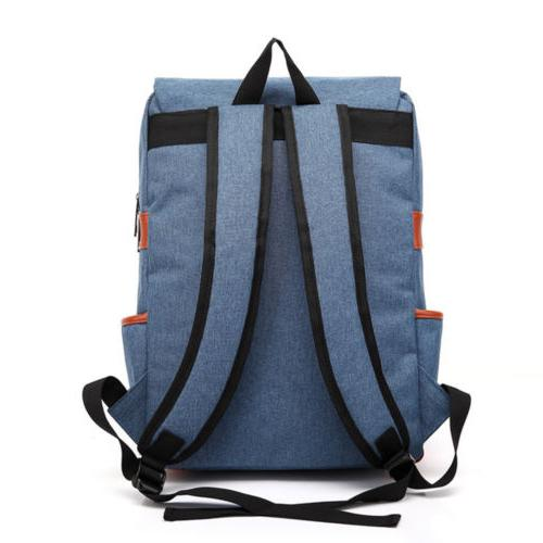 Canvas School Rucksack Satchel Bag