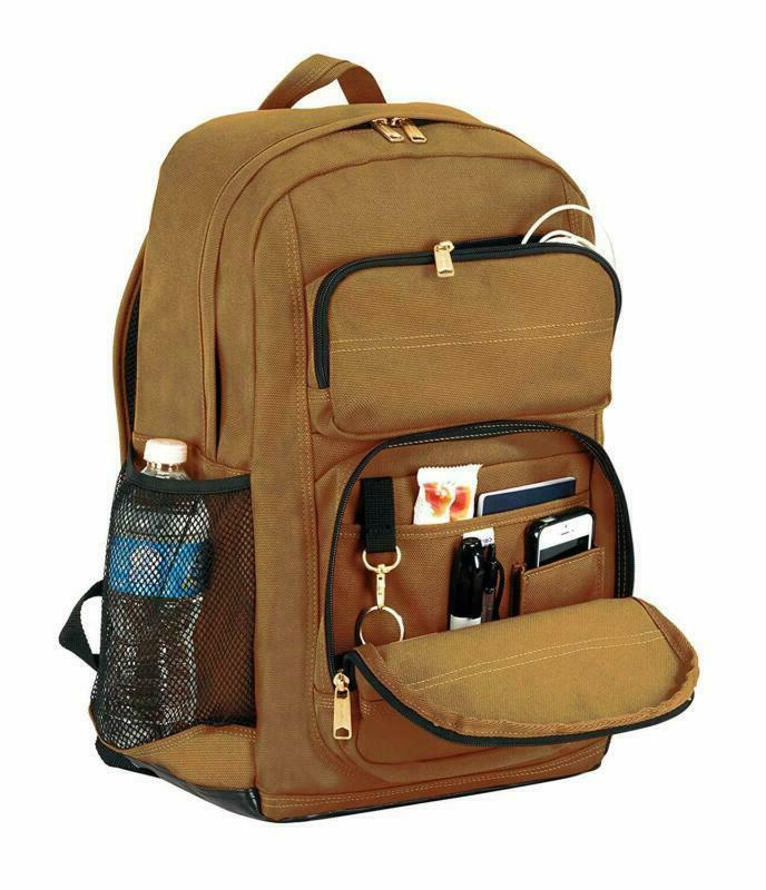 Carhartt Standard Work Backpack Sleeve And Tablet
