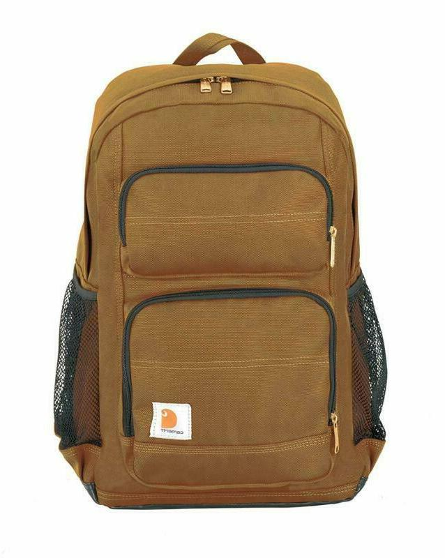 Carhartt Standard Work Backpack With Laptop Sleeve Tablet