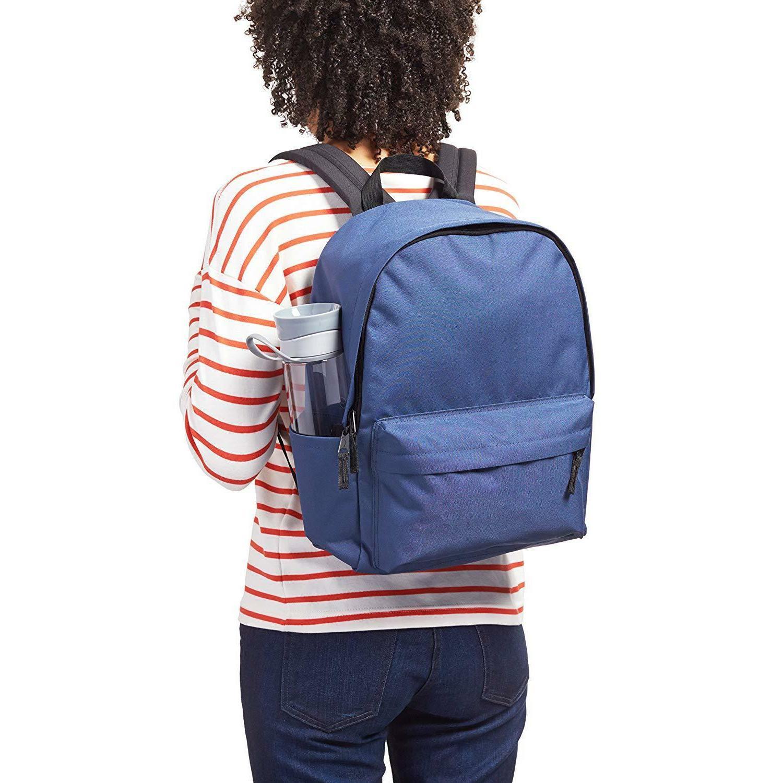 AmazonBasics Classic Backpack Navy