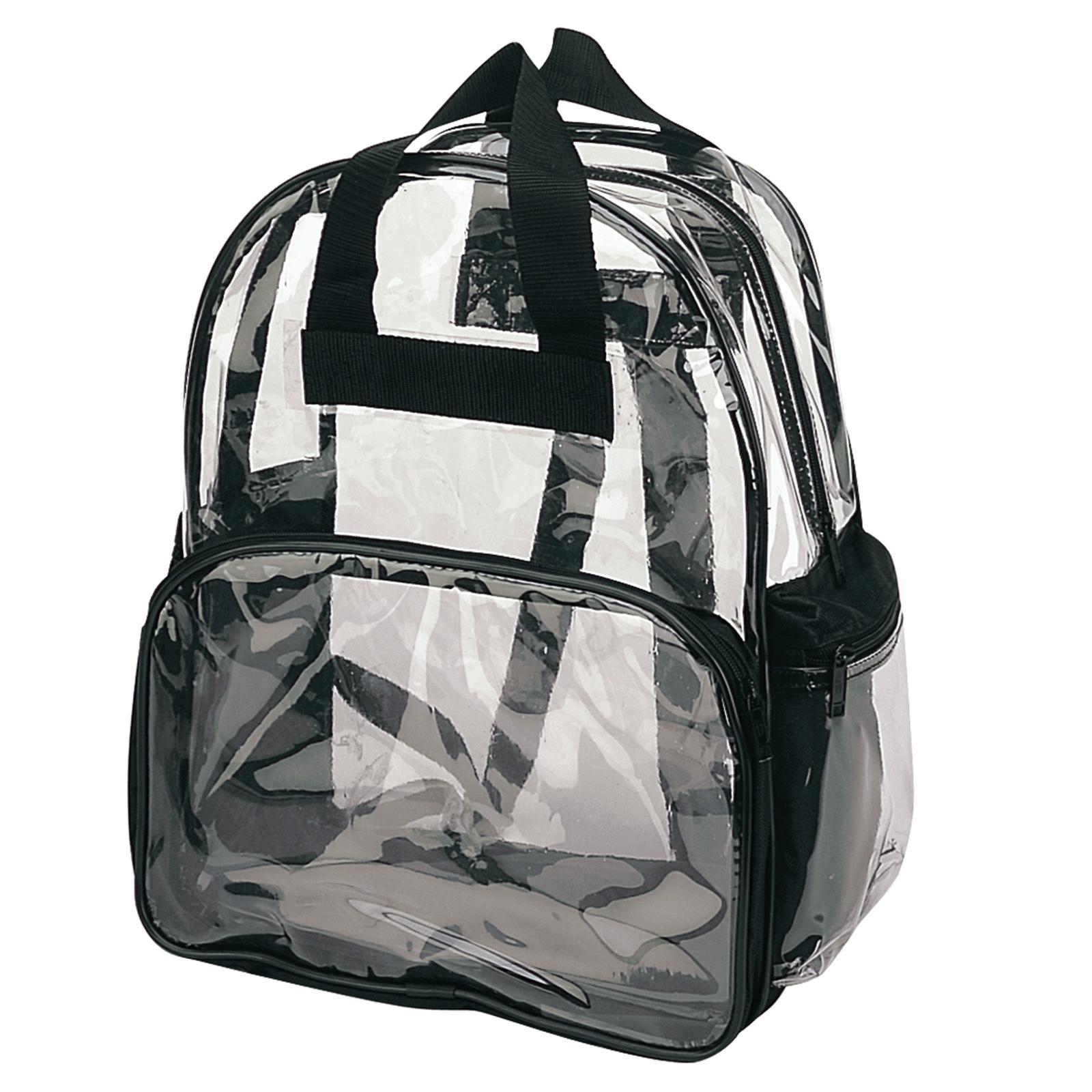 Clear Backpack Bag TSA 3