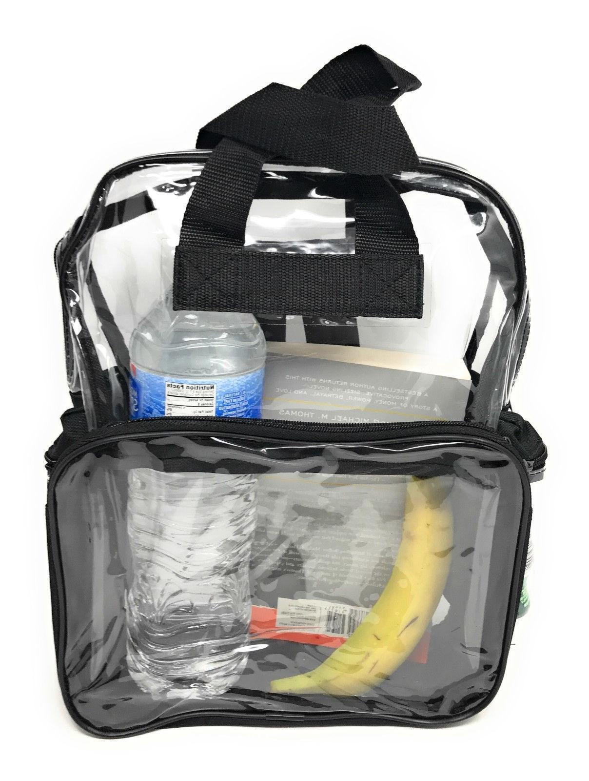 Bag TSA 3 Pockets