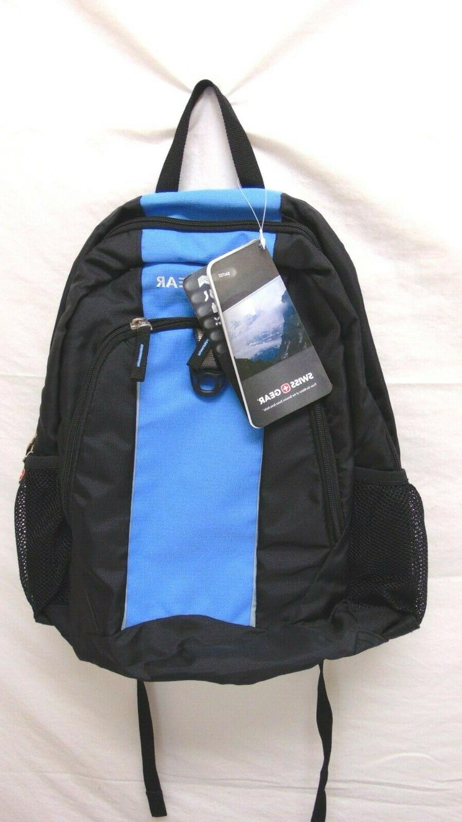 Swiss Gear Comfort Fit Laptop Backpack Black