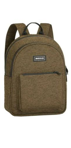 dakine dark olive mini backpack
