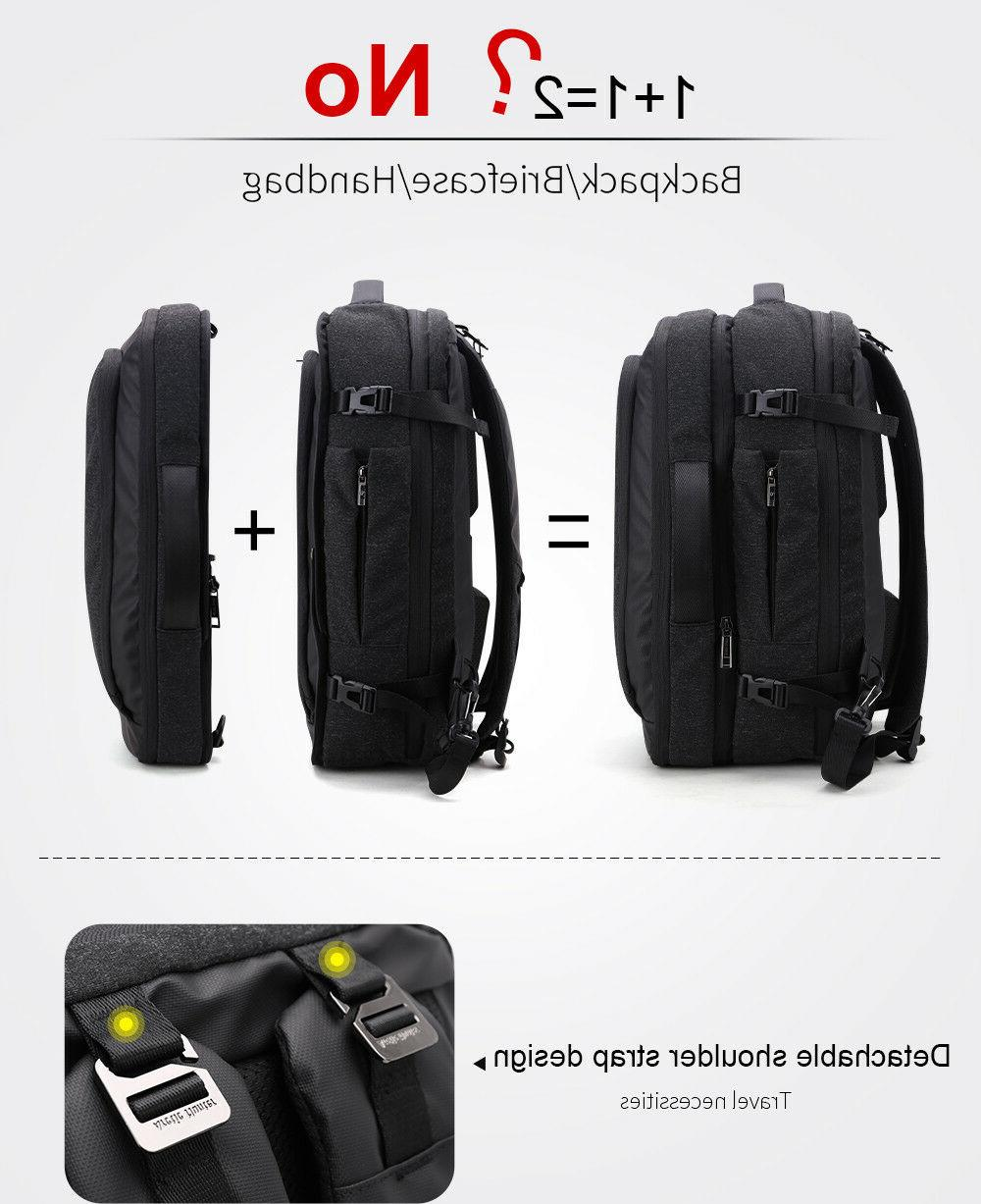 disassemble multifunction 17 inch laptop backpacks