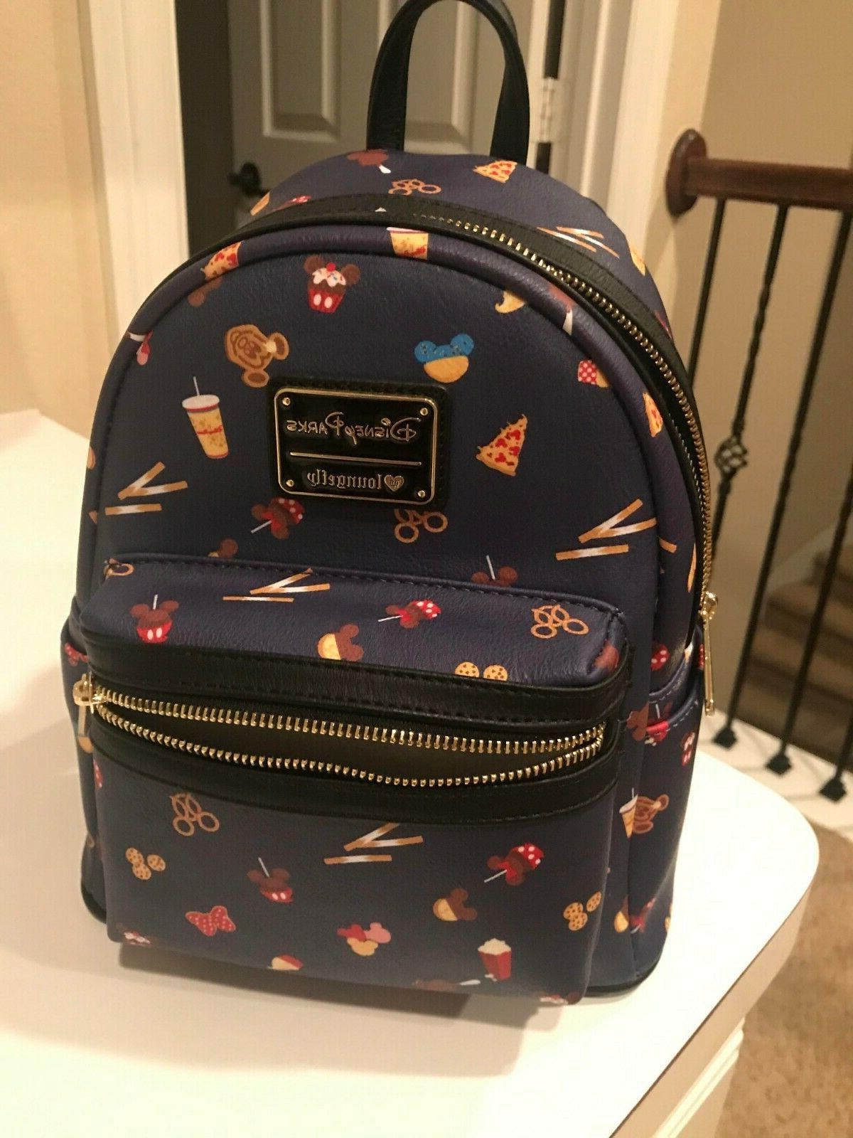 disney snacks backpack new unused discontinued rare