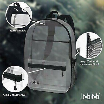 Dot&Dot Heavy Duty Backpack