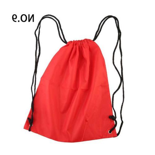 Drawstring Original Bags Gym Travel