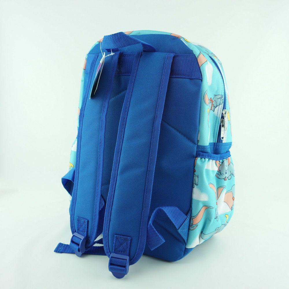 Disney Backpack Elephant Allover Print Blue with