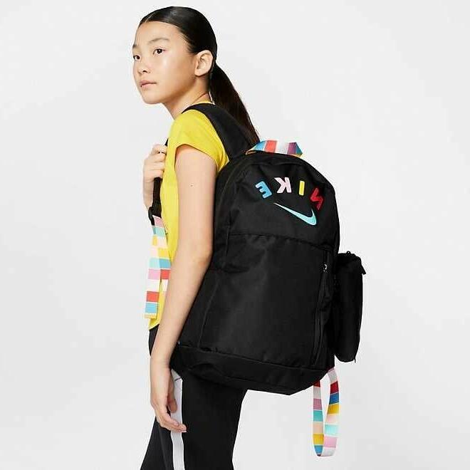 Nike Elemental Backpack Black Outdoor