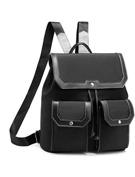 Fashion Backpack Purse Drawstring Lightweight Shoulder Anti-