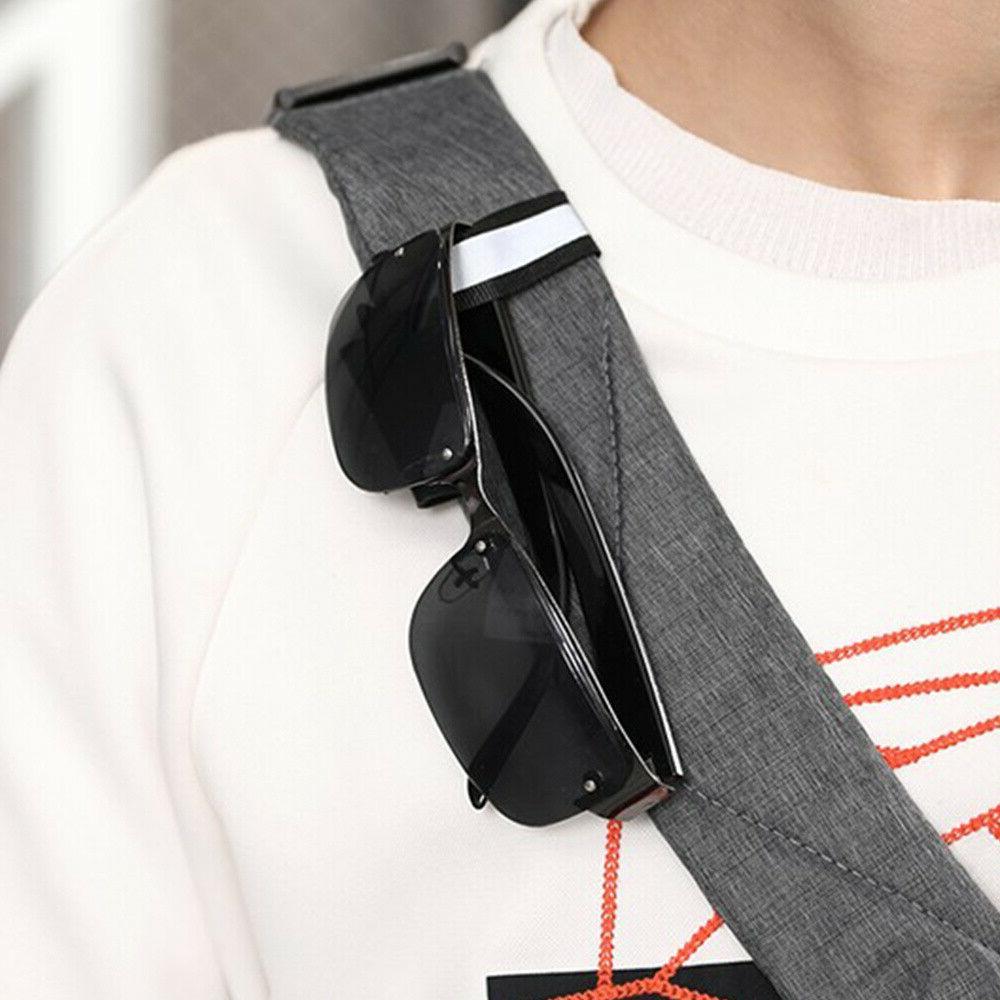 Fashion Anti-Theft Backpack Crossbody