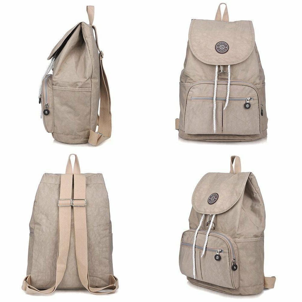 Fashion Travel High School Backpacks for College Girls Women