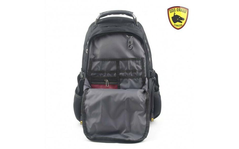 Fathers Day Backpack Black Guard Heavy