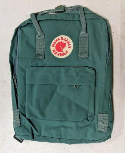 Fjallraven Kanken 23510 16L Backpack Frost Green