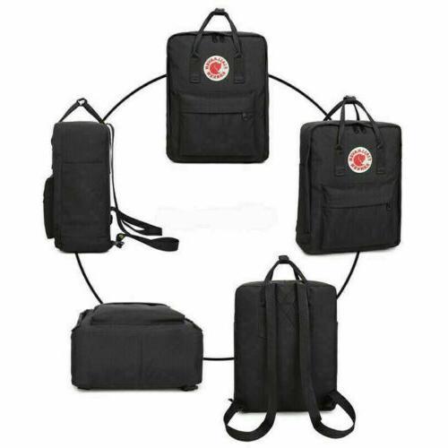 Unisex Fjallraven Handbag Outdoor Travel Waterproof 20/16/7