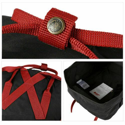 Unisex Fjallraven Backpack Handbag Outdoor Travel Waterproof 20/16/7 L US