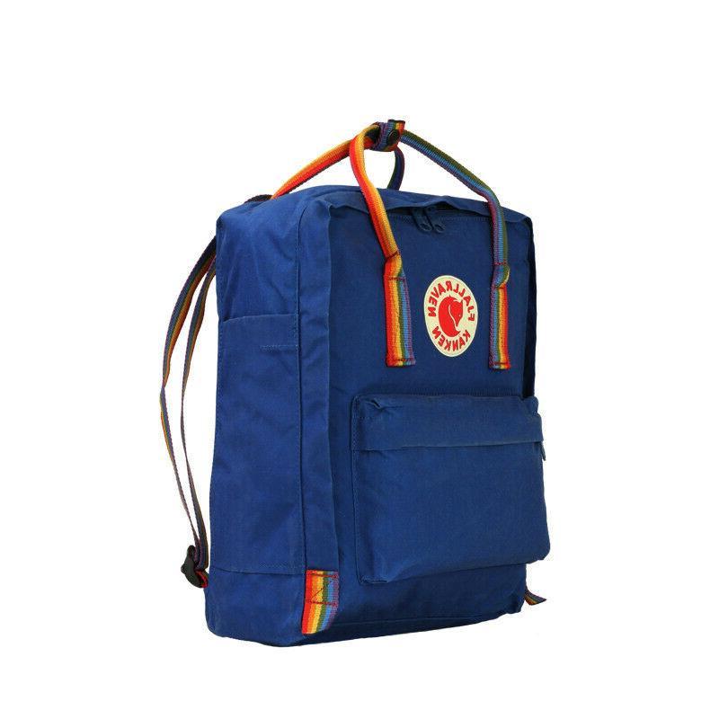fjallraven ken classic 16l navy blue backpack
