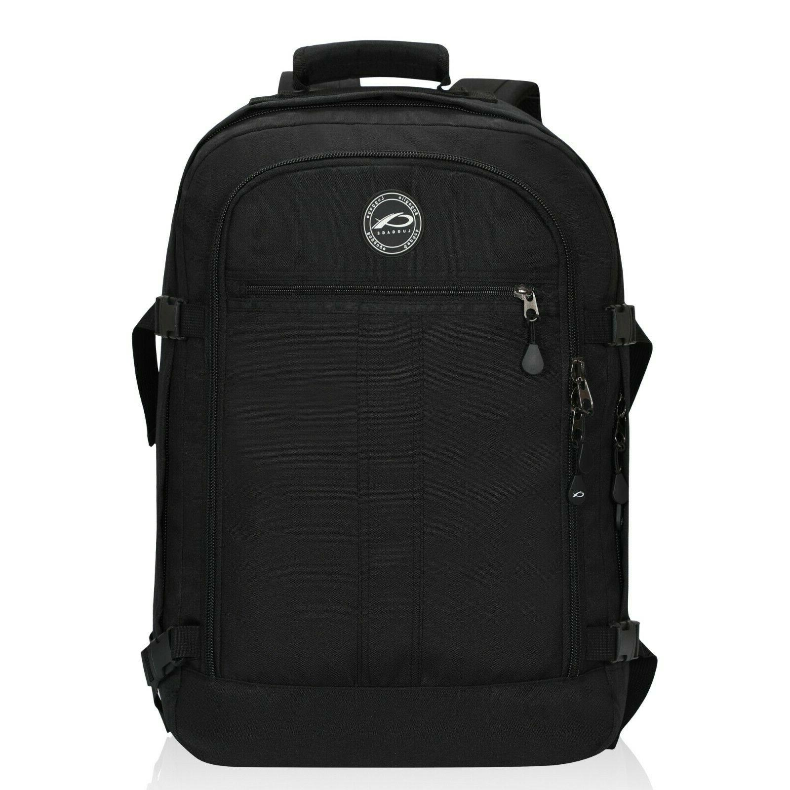 35L Carry on Backpack Luggage Travel Weekender Backpack Flig