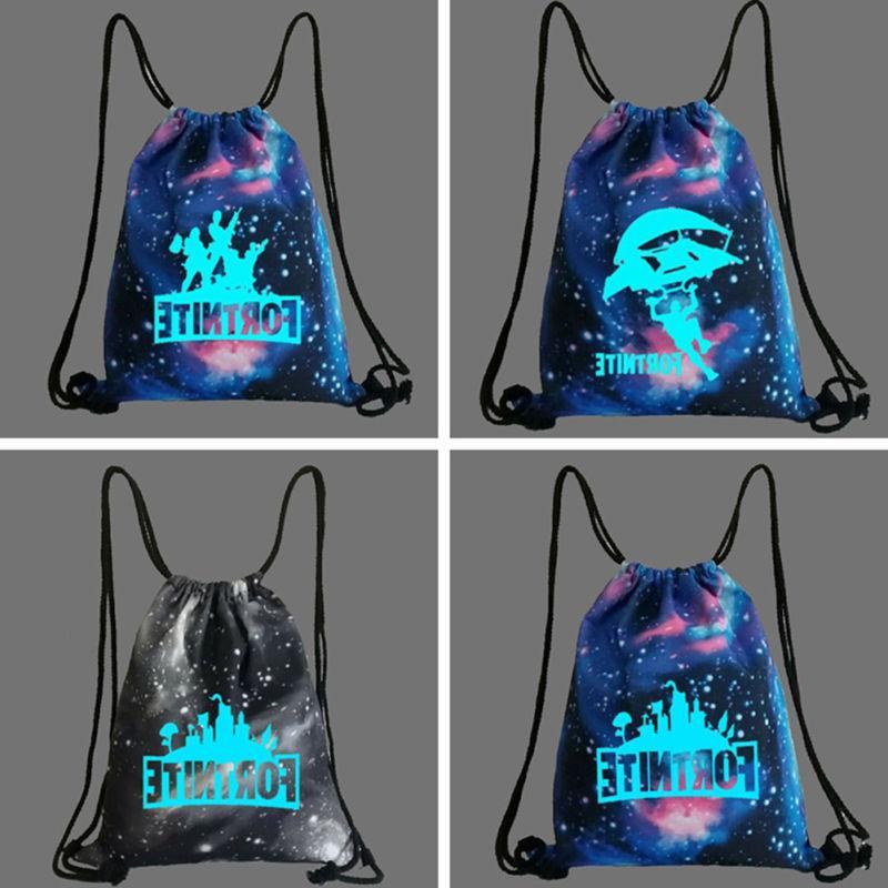 Fortnite Unisex Backpack Gym Bag in