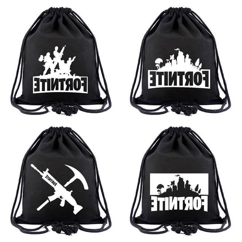 Fortnite Backpack Gym Bag in