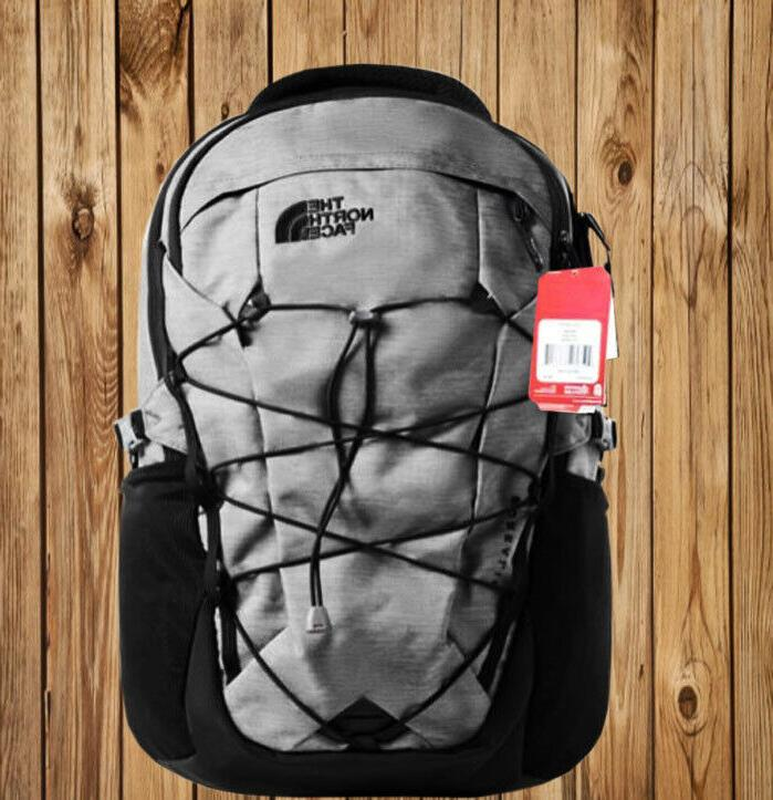 Full Tags Men North Face's Backpack 28L Borealis Zinc Heathe