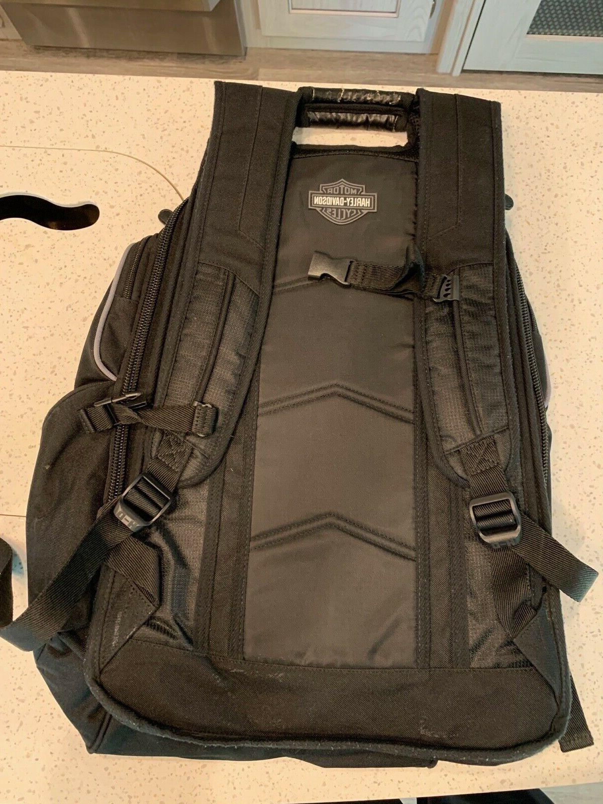Harley-Davidson Deluxe & Backpack