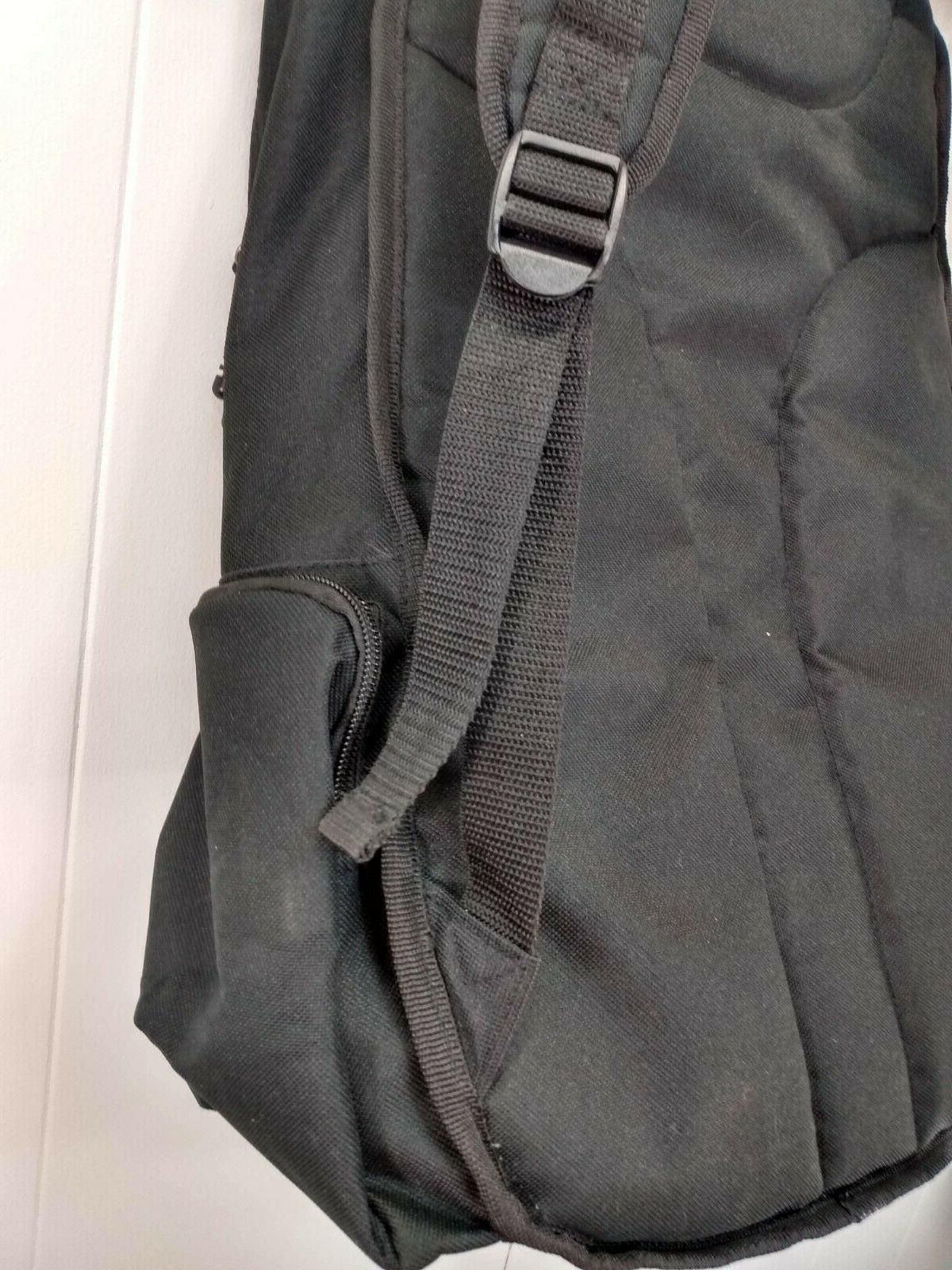 Harley Davidson NWOT Black Backpack Laptop Compartment