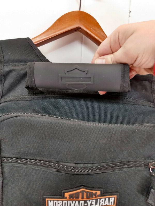 Harley Davidson Black Backpack with Electronics