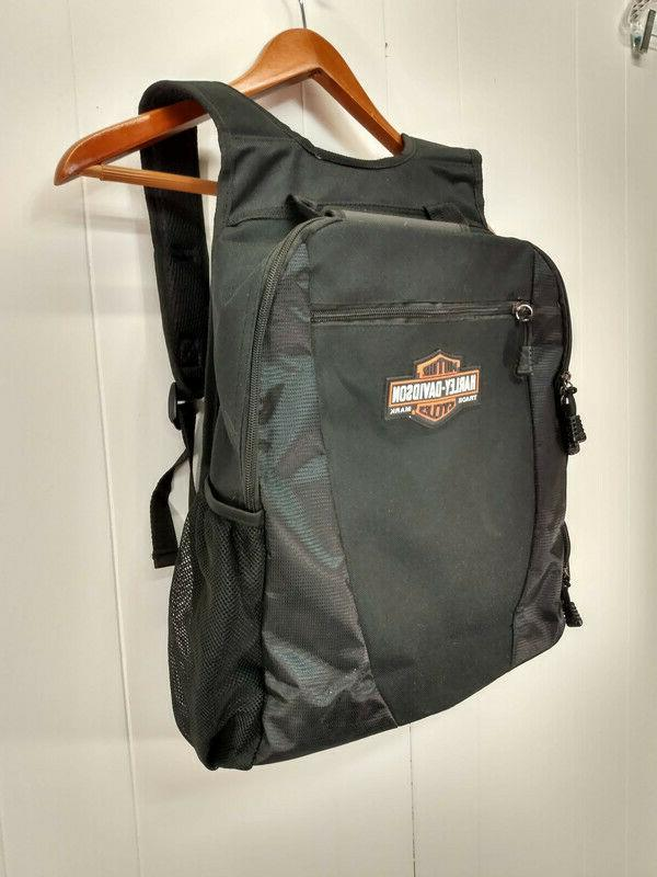 Harley Davidson Backpack Electronics Compartment