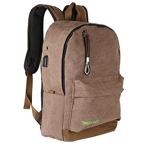 Heavy Canvas Backpack Designer...