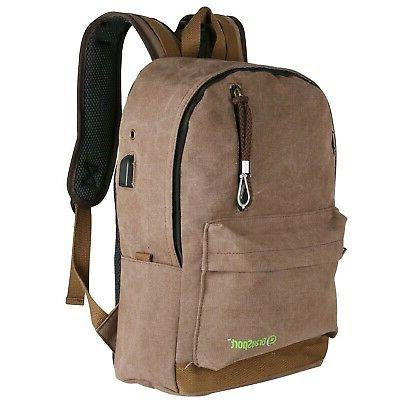 heavy duty canvas backpack lightweight