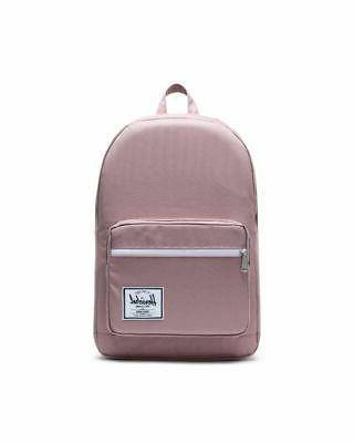 "Herschel Supply Co. Pop Quiz Backpack, Ash Rose Pink 15"" Lap"
