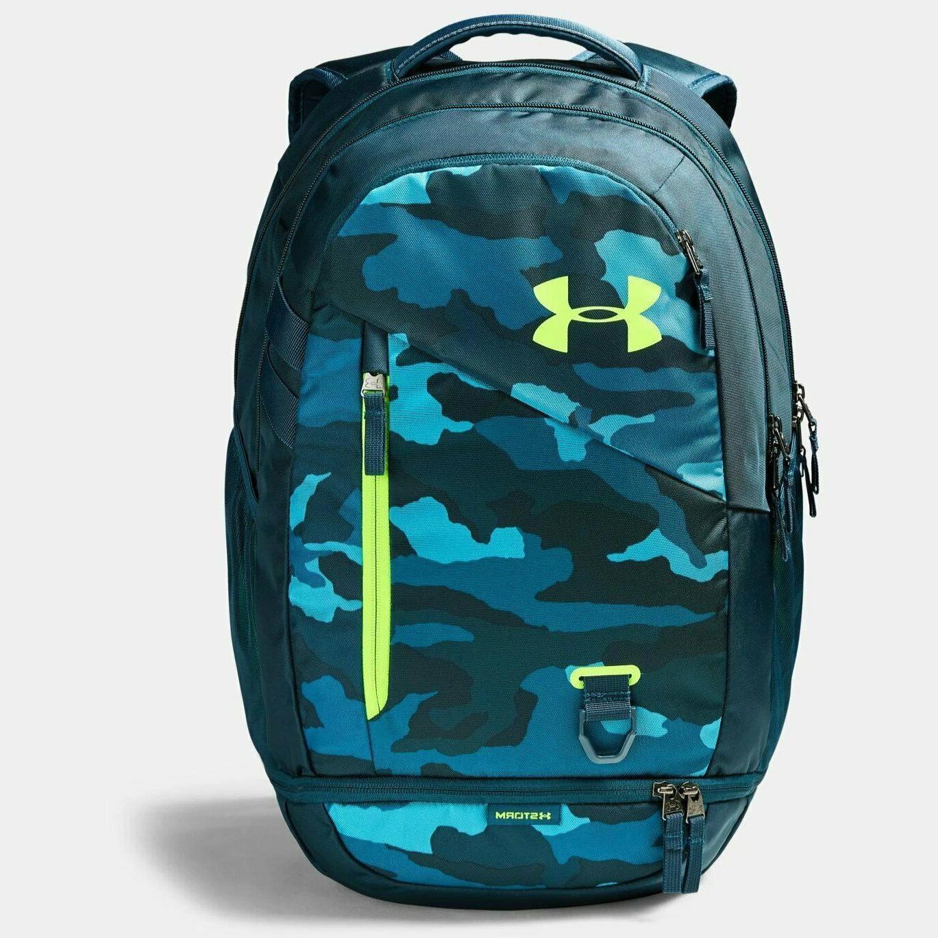 hustle 4 0 backpack ua storm tech