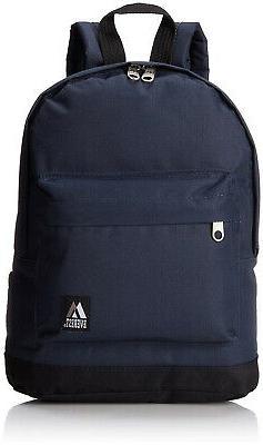 Everest Junior Backpack, Navy, One Size