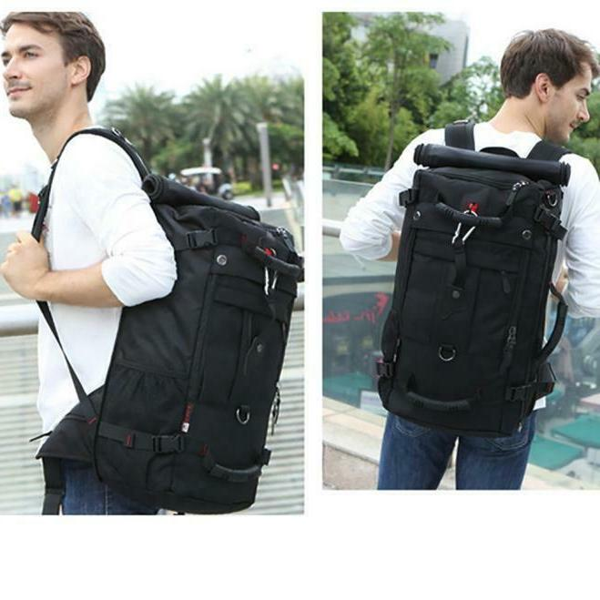 kaka traveling breathable comfortable backpack for 17inch