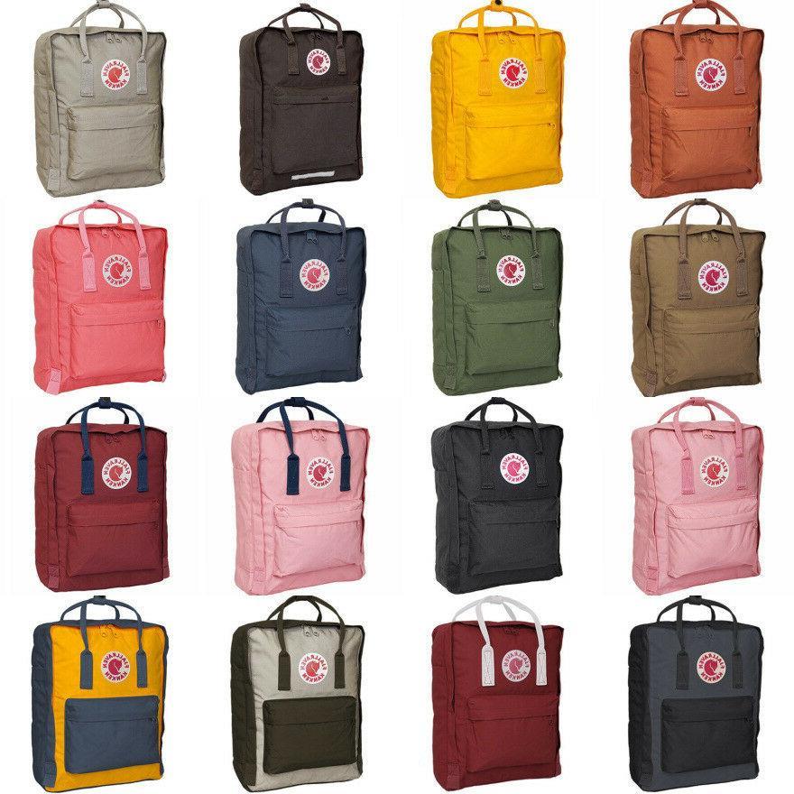 kanken classic backpack 23510 all colors black