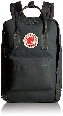 """Fjallraven - Kanken Laptop 15"""" Backpack for Everyday, Forest"""